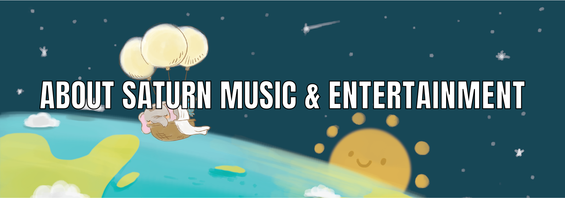 About Saturn Music and Entertainment